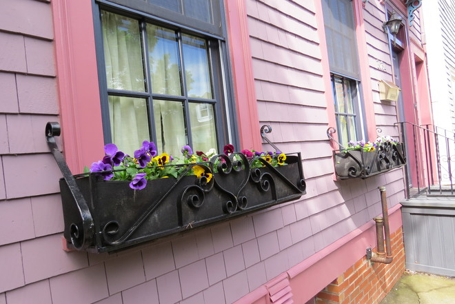 Metal Window Flower Boxes Halifax, NS