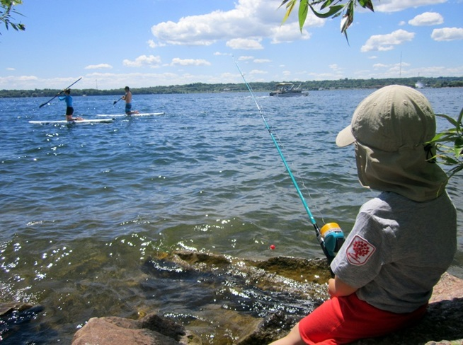 Kids Fishing Festival in Barrie Barrie, ON