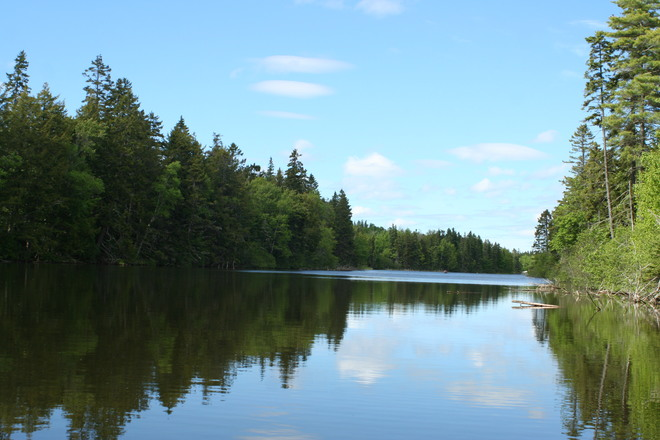 Beautiful Bens lake Prince Edward Island Prince Edward Island, PE