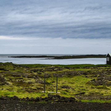 Iceland Fishing Cabin