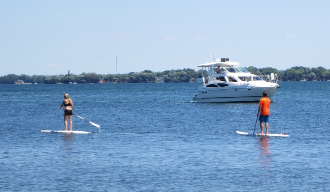 Great Day 4 a Paddle Orillia on