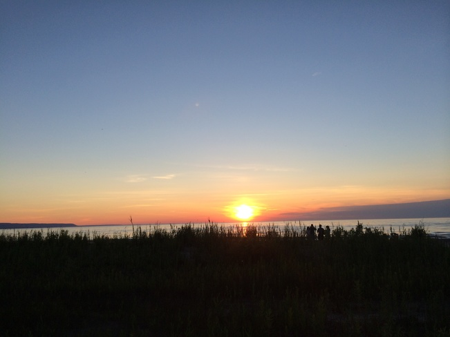 what a sight Wasaga Beach, Ontario Canada