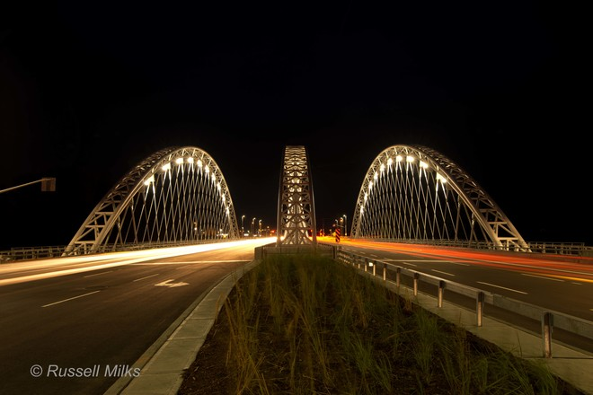 Strandherd Bridge is now open. Ottawa, ON