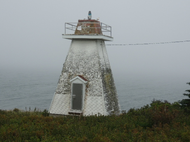 Sambro Lighthouse Nova Scotia July 9th 2014 Sambro, Nova Scotia Canada