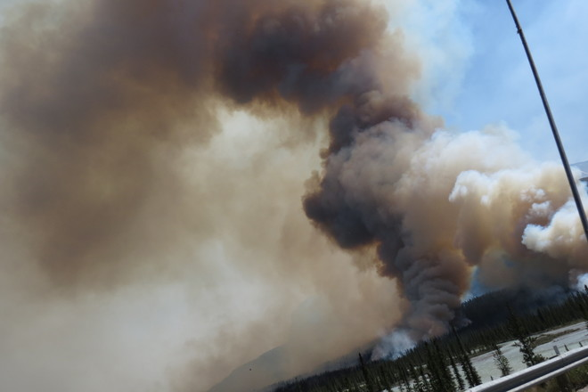Firenados or Smokenado??? Alberta