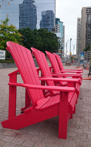 Urban Muskoka Chairs Toronto, ON