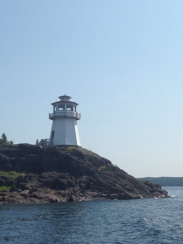 Lighthouse Musgravetown, Newfoundland and Labrador Canada