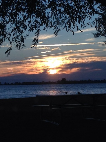 Mitchell's Bay Sunset 3401-3849 Long Road, Gibsonburg, OH 43431, USA