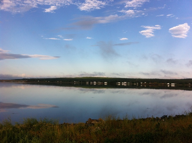 Early Morning Beauty Gander, Newfoundland and Labrador Canada