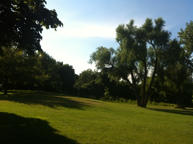 Summer, Ahhhh !! Old East York, Ontario Canada