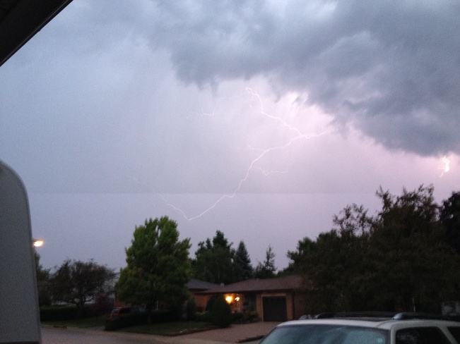 Cool Lightning Burlington, Ontario Canada