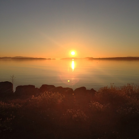 SUNRISE East Saanich 2, British Columbia Canada