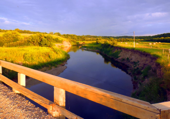 Wascana Creek Unnamed Road, Lumsden, SK S0G 3C0, Canada