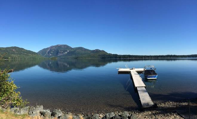 amazing Horne Lake Bowser, British Columbia Canada