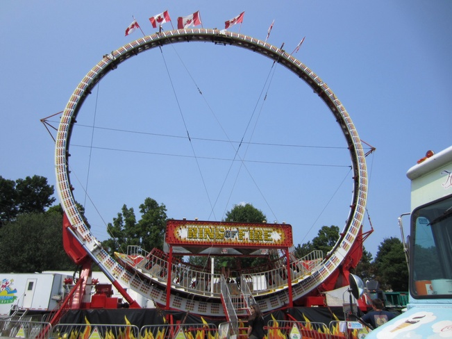 Beautful Day 4 A Merry-Go-Round Orillia on