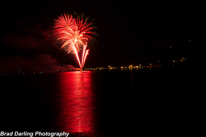 Nautical Days Fireworks 45 Hawkins Road, Comox, BC V9M 3W7, Canada