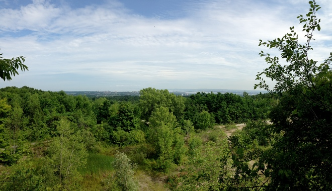 Beautiful Day Panoramic Burlington, ON