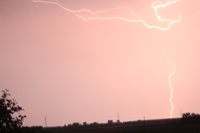 Lightning Brooks, AB