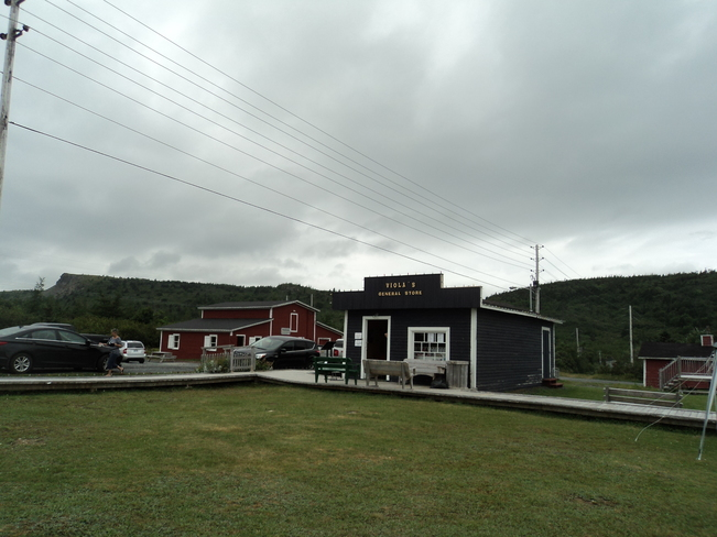 Victoria Heritage Park General Store Carbonear Area