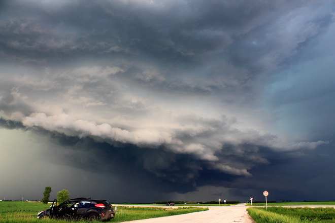 Best chase day in Manitoba Winnipeg, MB
