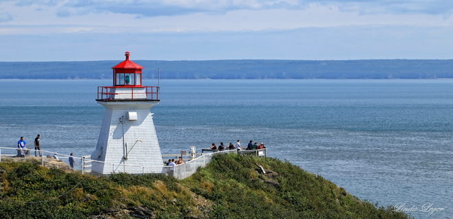 Cape Enrage Lighthouse Cape Enrage Road, Waterside, NB E4H 4Z4, Canada