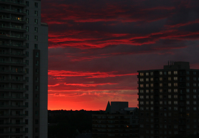 Sunset - London Ontario London, Ontario