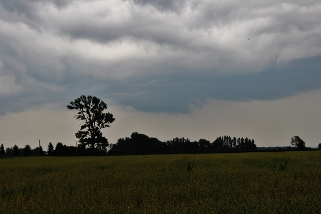 storm system Seaforth, Huron East, ON