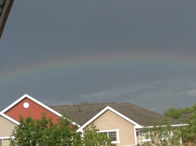 Good morning rainbow! Regina sk