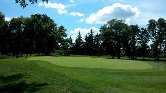 Beautiful day to play a round of golf Winnipeg, MB