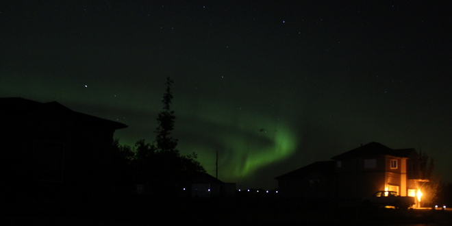 Northern Lights Chestermere, AB