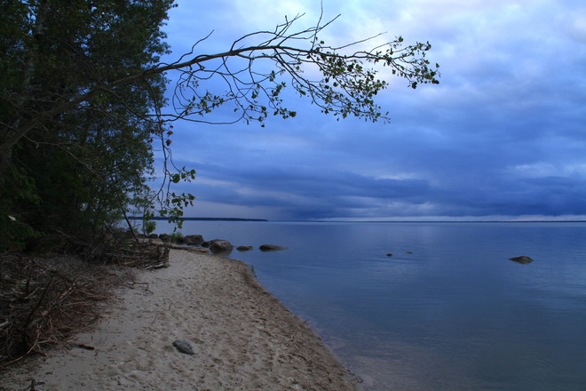 Sunset Beach Hecla Island, Division No. 18, Unorganized, East Part, MB