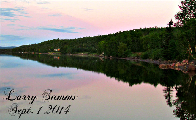 """Happy Labor Day 2014"" Springdale, Newfoundland and Labrador Canada"