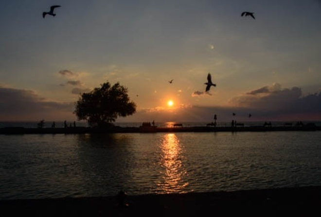 Sunset at Port Dalhousie, Ontario St. Catharines, ON