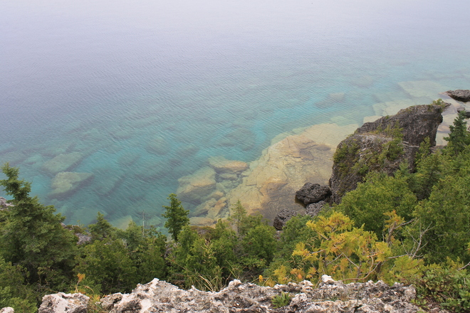 Hiking the Bruce Bruce Peninsula National Park, Tobermory, ON