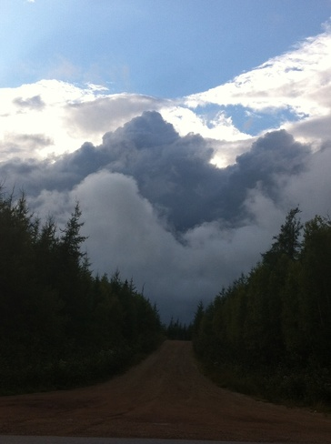 Mountain of Cloud Memramcook, New Brunswick Canada