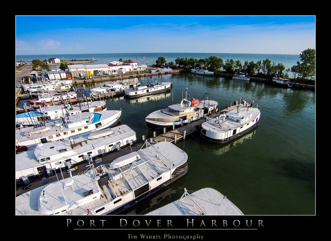 Port Dover Harbour Port Dover, ON
