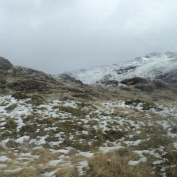 Hardknott Weather