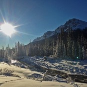 Stoney Creek Banff National Park (2)
