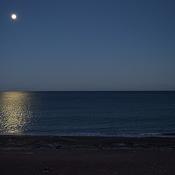 Au clair de la lune....