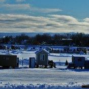du Village sur glace de Roberval