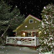 """Light Snow Falling"""