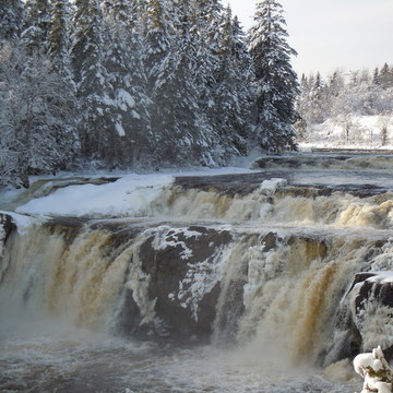 LePreau Falls