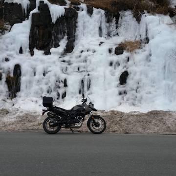 Still riding in February