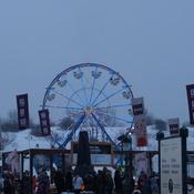 Grande roue du Carnaval de Québec