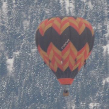 Vernon Carnival hot air Balloon