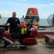 Touring Coast of North America-the Cabot Trail Cape Breton Island, NS. Wins!