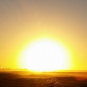 Sunset Saskatchewan