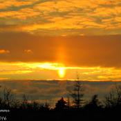 """The Sun Setting"""