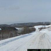 Chemin de neige