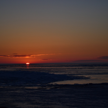 Lake Erie Sunrises. Kingsville Ontario